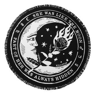 deka (přehoz) KILLSTAR - La Luna Round - BLACK - KSRA001778