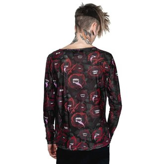 tričko s dlouhým rukávem (unisex) KILLSTAR - Levi Mesh, KILLSTAR