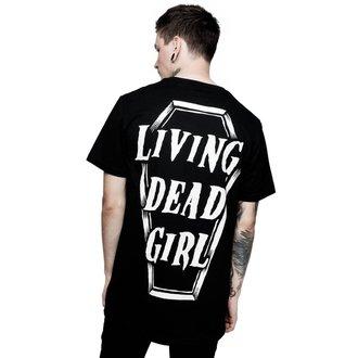 tričko pánské KILLSTAR - Rob Zombie - Living Dead - BLACK, KILLSTAR, Rob Zombie