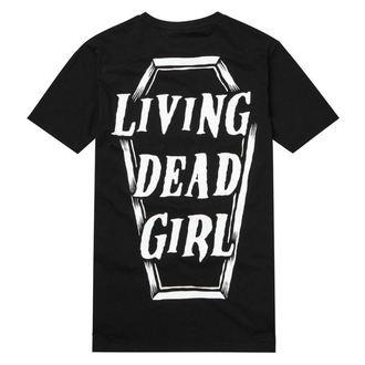 tričko pánské KILLSTAR - Rob Zombie - Living Dead - BLACK - KSRA000710
