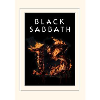 obraz Black Sabbath - (13) - PYRAMID POSTERS, PYRAMID POSTERS, Black Sabbath