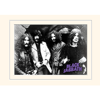 obraz Black Sabbath - (Photo) - PYRAMID POSTERS, PYRAMID POSTERS, Black Sabbath