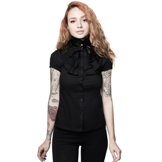 košile dámská KILLSTAR - Lorai Ruffle - KSRA001377