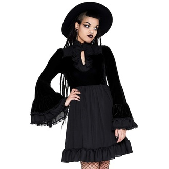 šaty dámské KILLSTAR - Lost Girl Ruffle, KILLSTAR