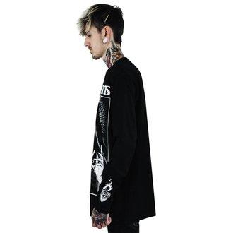 tričko pánské s dlouhým rukávem KILLSTAR - Love Hurts - BLACK, KILLSTAR