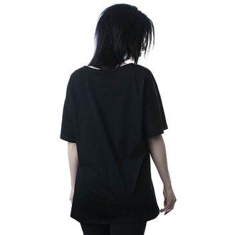 tričko dámské KILLSTAR - Love Hurts - BLACK, KILLSTAR