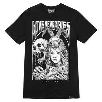 tričko pánské KILLSTAR - Love Never Dies - KSRA000805
