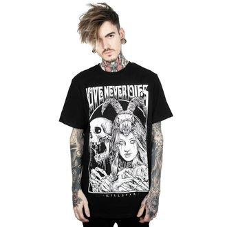 tričko pánské KILLSTAR - Love Never Dies, KILLSTAR