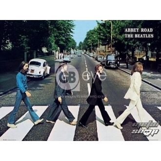plakát - The Beatles - Abbey Road - LP0597, GB posters, Beatles