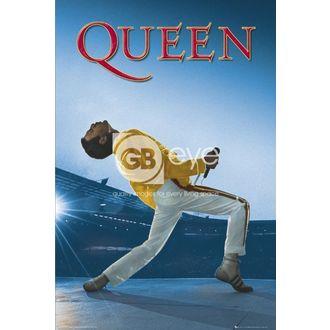 plakát - Queen - LP1157 - GB posters