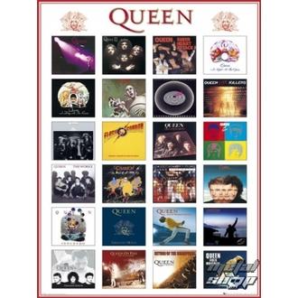 plakát - Queen - LP1158 - GB posters