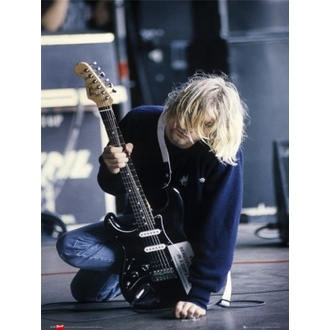 plakát - Nirvana - Guitar - GB posters - LP1160