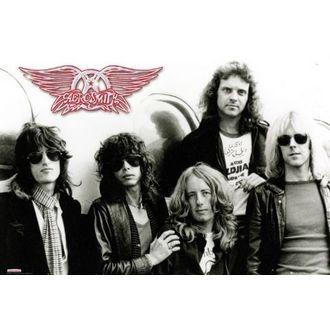 plakát - Aerosmith Aeroplane - LP1325, GB posters, Aerosmith