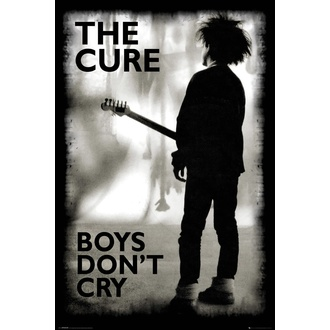 plakát The Cure - BOYS DON'T CRY - PYRAMID POSTERS, PYRAMID POSTERS, Cure