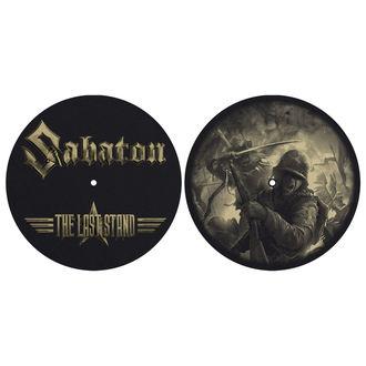 podložka na gramofon (set 2ks) SABATON - THE LAST STAND - RAZAMATAZ, RAZAMATAZ, Sabaton