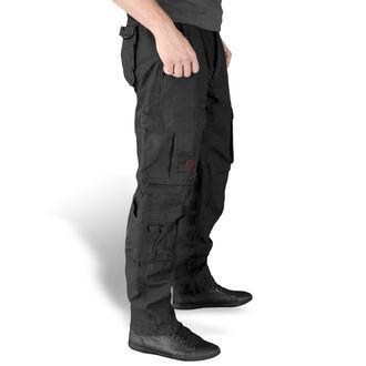 kalhoty pánské SURPLUS - AIRBORNE - SLIMMY SCHWARZ