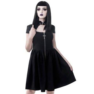 šaty dámské KILLSTAR - Lucinda - BLACK, KILLSTAR
