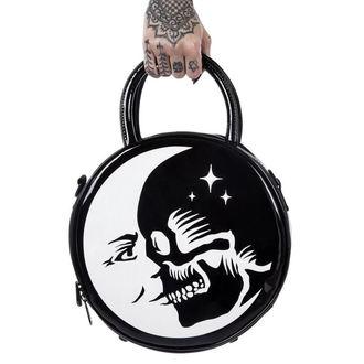 kabelka (taška) KILLSTAR - Luna Morte - Black, KILLSTAR