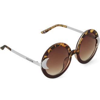 sluneční brýle KILLSTAR - Lunar Doll - TORTOISESHELL - KSRA003184