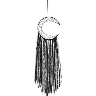 lapač snů (dekorace) KILLSTAR - LUNA - BLACK, KILLSTAR