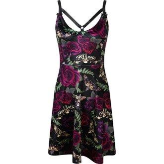 šaty dámské KILLSTAR - LYDIA NIGHTLIFE - BLACK - K-DRS-F-2660
