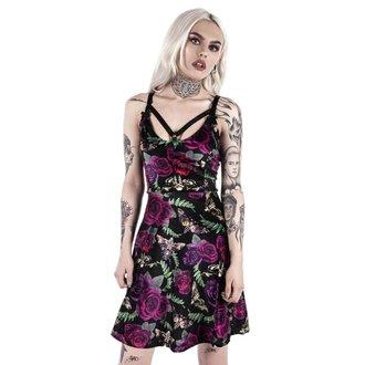 šaty dámské KILLSTAR - LYDIA NIGHTLIFE - BLACK, KILLSTAR