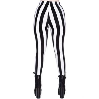 kalhoty dámské (legíny) KILLSTAR - Lydia - STRIPE, KILLSTAR