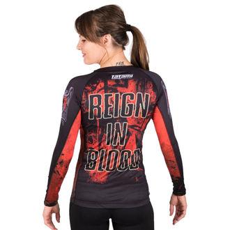 tričko dámské s dlouhým rukávem (technické) TATAMI - Slayer - Reign In Blood - Rash Guard, TATAMI, Slayer