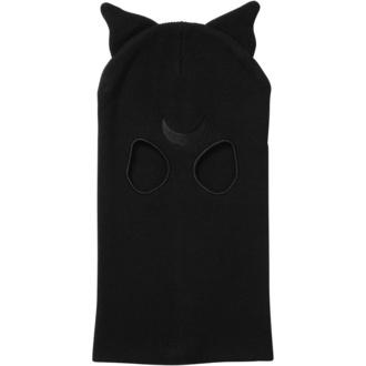 kulich (kukla) KILLSTAR - Lunar Knitty Balaclava - Black, KILLSTAR