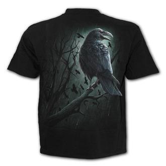 tričko pánské SPIRAL - SHADOW RAVEN, SPIRAL