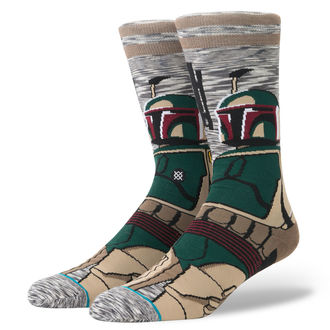 ponožky STAR WARS - BOUNTY - HUNTER GREY - STANCE, STANCE