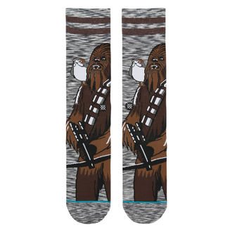 ponožky STAR WARS - CHEWIE PAL - GREY - STANCE, STANCE, Star Wars