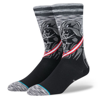 ponožky STAR WARS - DARKSIDE GREY - STANCE, STANCE, Star Wars