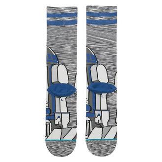 ponožky STAR WARS - R2 UNIT - GREY - STANCE - M545D17R2U-GRY