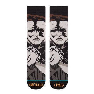 ponožky STANCE - HALLOWEEN - MICHAEL MYERS - BLACK, STANCE
