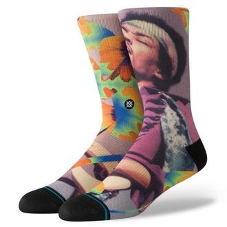 ponožky JIMI HENDRIX - FLOWERS - MULTI - STANCE - M558D19JIM-MUL