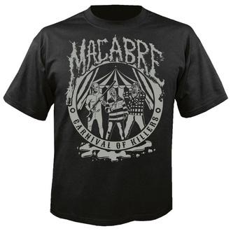 tričko pánské MACABRE - Carnival of killers - NUCLEAR BLAST, NUCLEAR BLAST