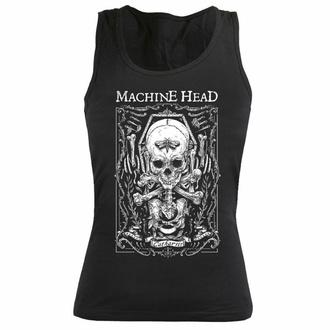 tílko dámské MACHINE HEAD - Moth GIRLIE - NUCLEAR BLAST, NUCLEAR BLAST, Machine Head