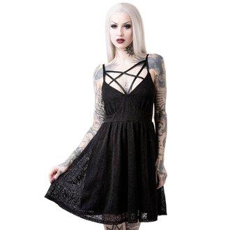 šaty dámské KILLSTAR - MADELYN SUN - BLACK, KILLSTAR