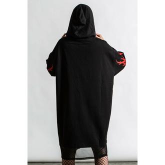 mikina unisex KILLSTAR - Magick - black, KILLSTAR