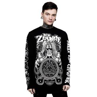 tričko pánské s dlouhým rukávem KILLSTAR - Rob Zombie - Magick - BLACK, KILLSTAR, Rob Zombie