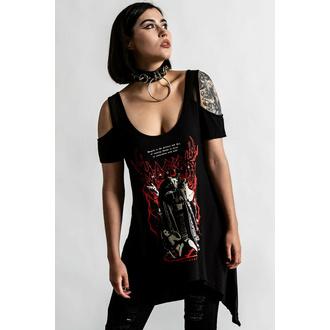 tričko dámské (top) KILLSTAR - Magick Penta - black, KILLSTAR