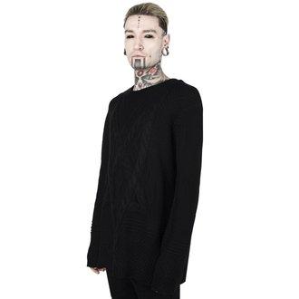 svetr (unisex) KILLSTAR - MAGUS KNIT - BLACK, KILLSTAR