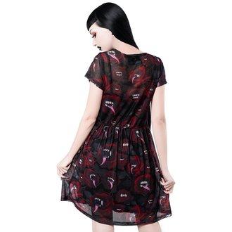 šaty dámské KILLSTAR - Mary Mesh, KILLSTAR