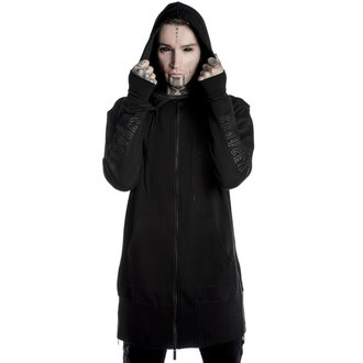 mikina (unisex) KILLSTAR - Masterless - Black, KILLSTAR