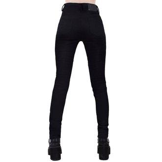 kalhoty dámské KILLSTAR - Mazzy - BLACK, KILLSTAR