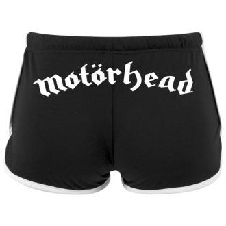 kraťasy dámské Motörhead - Logo - URBAN CLASSICS, URBAN CLASSICS, Motörhead