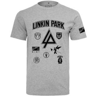 tričko pánské Linkin Park - Patches, NNM, Linkin Park