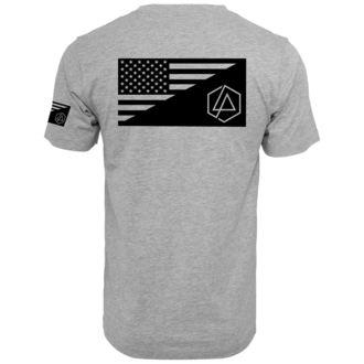 tričko pánské Linkin Park - Flag, Linkin Park