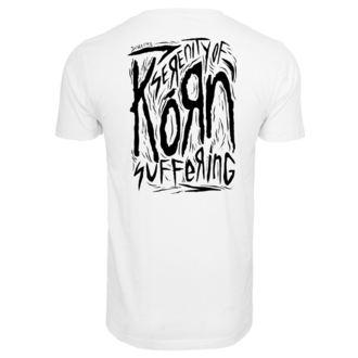 tričko pánské Korn - Suffering, NNM, Korn